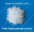 Anionic Polyacrylamide flocculant crystal for water treatment 1