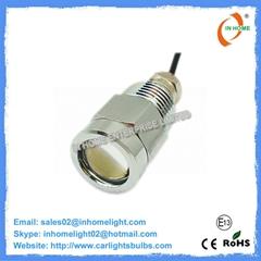 720 LM Bronze Underwater Marine LED Light Bulbs 9W Drain Plug Light Marine Led L