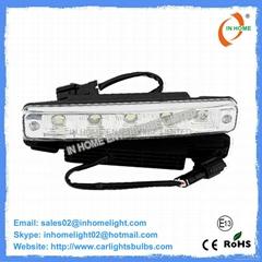 No UV 900 LM LED DRL Aluminum LED Signal Lamp LED Day Time Running Lights