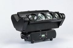 8*10W RGBW CREE LED Dual Bar Moving Head Spider Light