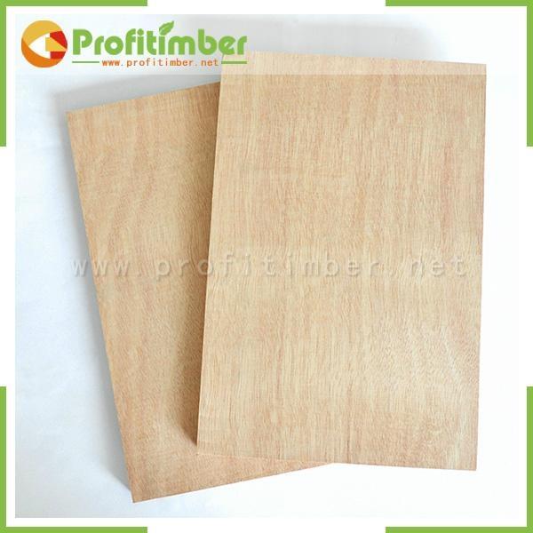 1220*2440mm or Customized Natural Wood Blockboard 1