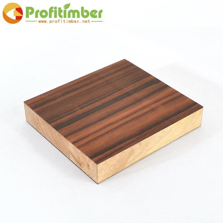 1220*2440mm or Customized Natural Wood Blockboard 4