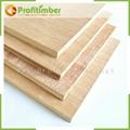 1220*2440mm or Customized Natural Wood Blockboard 5