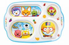 Pororo Kids Character Dinnerware