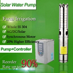 solar water pump for agriculture solar powered water pump solar pump