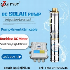 solar bombas sumergibles kit de bomba solar power submersible bore pump