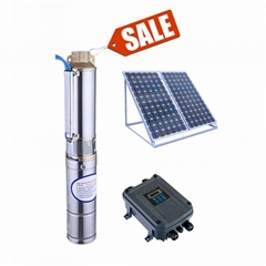 Solar Powered Submersible Deep Well Water Pumps Price