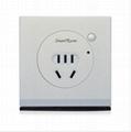 SmartRoom墙面插座/智能家居加盟 1