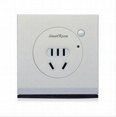 SmartRoom墙面插座/智能家居加盟