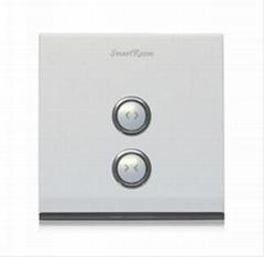 SmartRoom無線窗帘控制器系列/智能家居加盟