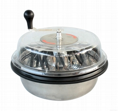 ECO Clear Flat-top Manual Bowl Trimmer