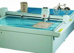 AI CF2 Diemakers Flatbed Plotter Sample Cutting Machine Equipment