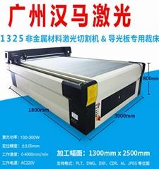 1325广告亚克力激光切割机 广告雕刻机多少钱一台