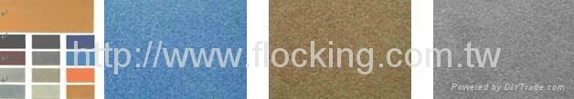 Sumelon Leather(flocking fabric) 4