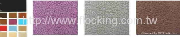 Sumelon Leather(flocking fabric) 2