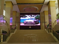 P8 Indoor full color LED display