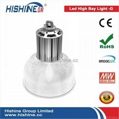 120lm/W 5 Years Guarantee New Design Heat Sink Reflector 150W LED High Bay Light