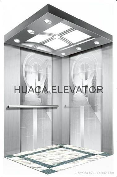 VVVF Drive Passenger Elevator 1