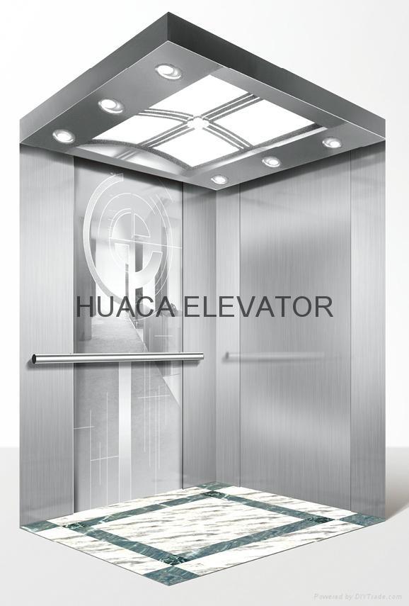 Elegant Passenger Elevator 1