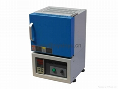 Cheapest laboratory muffle furnace 1200.C 1L capacity