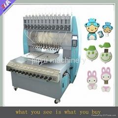 high efficiency pvc usb case making machine