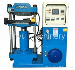 durable hydraulic machine for making rubber silicone products