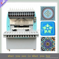 professional pvc cup coaster /cup mat/cup pad making machine
