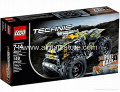 Lego 42034 Quad Bike Set
