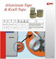 Aluminum tape & Craft tape