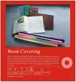 Book covering& shelf liner & self