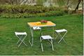 folding table chair