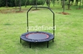 trampoline with handle 2