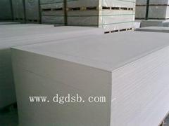 Calcium Silicate Board -- Medium Density Insulated Partition