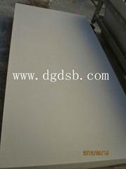 Medium Density Calcium Silicate Board Insulated Partition