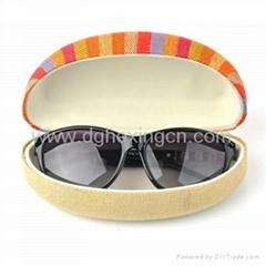 2015 latest design glasses box custom sunglass case tin
