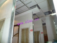 Building Material--Low Density Calcium Silicate Board (ceiling / partition)