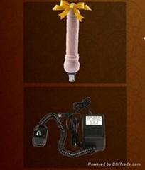 Adjustable Female Sex Toys Professional Manufacture Vibrating Dildo Sex Machine