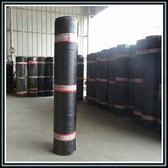 The color sand SBS modified asphalt waterproof coiled material