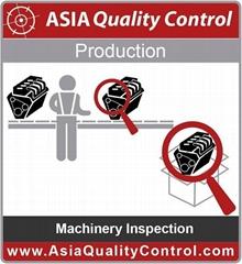 Machinery Quality Control