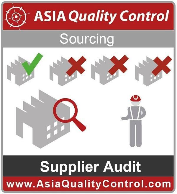 Basic Supplier Audit in Philippines 1