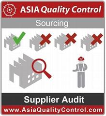 Basic Supplier Audit in Philippines