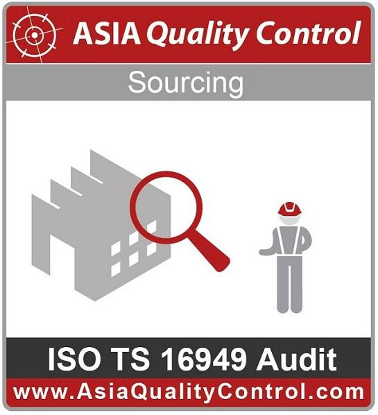 ISO TS 16949 Manufacturer Audit in Philippines 1