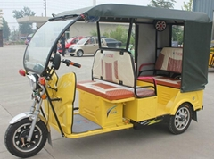 1000W electric passenger tricycle