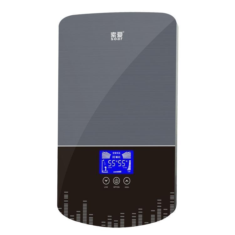 廠家直供索愛智能變頻恆溫電熱水器誠招代理加盟 1