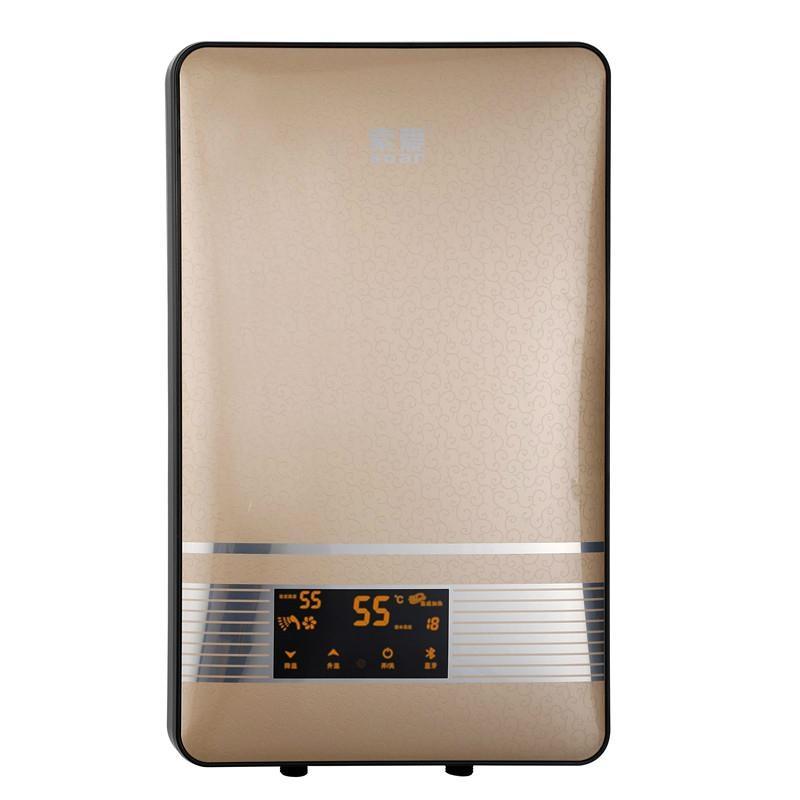 廠家直供索愛智能變頻恆溫電熱水器誠招代理加盟 3