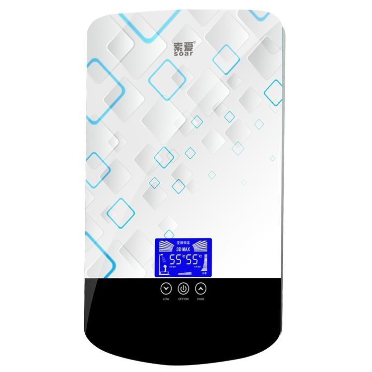 廠家直供索愛智能變頻恆溫電熱水器誠招代理加盟 2