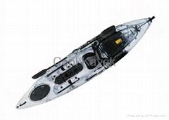 Cheap Popular Single Fishing Kayak