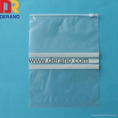 LDPE slider bags