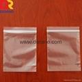Clear zip lock bags