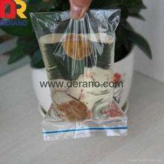 LDPE plain grip seal bags